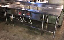 Apw Wyott Electric Buffet Hot Food Well Worktable