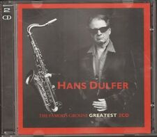 HANS DULFER Famous Grouse Greatest 2 CD NEW 18 track Big Boy Streetbeats Dig!