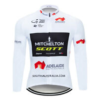 2021 Men Cycling Jerseys Outdoor Sports Riding Bike Shirt Women Long Sleeve Team