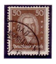 """DR 1926, 50 Pf. aus """"Berühmte Deutsche"""", Mi. 396, gestempelt. (113)"""