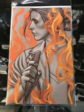 Hellmouth #1 (2019) 1:25 Frison Variant Boom! Studios Buffy Angel Crossover