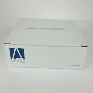 Ambiance Lighting Systems LV- 015 12010 Glass Trim - Open Box