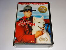 Due South: The Ultimate Complete Series Collection Season 1-3 NEW SEALED DVD SET