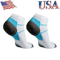 Plantar Fasciitis Heel Arch Pain Relieving Compression Socks Foot Care Sleeve