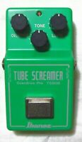 Used Ibanez TS808 Overdrive Guitar Effect Pedal