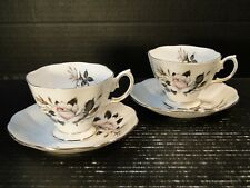 Royal Albert Queen's Messenger Tea Cup Saucer Sets 2 EXCELLENT