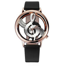 Luxury Women's Faux Leather Wrist Watch Ladies Analog Quartz Wrist Watches Gifts