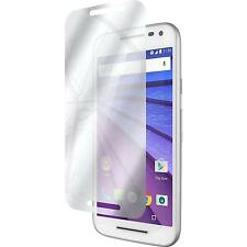4 x Moto G 2015 3. Generation Film de Protection Miroir