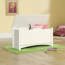 Pemberly Row Storage Chest in Soft White