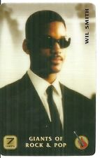 RARE / CARTE TELEPHONIQUE PREPAYEE - WILL SMITH / PHONECARD COMME NEUF LIKE NEW