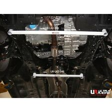 ULTRA RACING 2 Point Front Lower Bar:Honda Accord '08