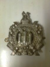 KINGS OWN SCOTTISH BORDERERS GLENGARRY CAP BADGE