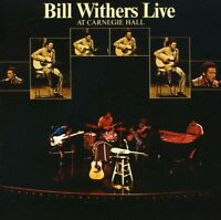 Bill Withers - Bill Withers Live At Carnegie Hall [CD]