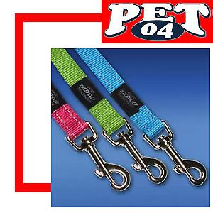 Rogz Utility Fixed Dog Lead - Dog Leash - 10 Colours - 4 sizes