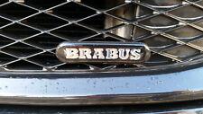 Smart 450 fortwo original Brabus emblema logotipo en letras para calandra nuevo embalaje original
