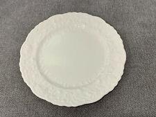 Vintage Rose Point by Steubenville Porcelain Dinner Plate