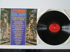 Stereo Galaxy - A New World Of Quality Sound , Various Artists 1972  Vinyl Album