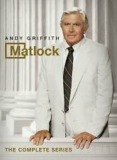 Matlock The Complete Series DVD Andy Griffith 52 Disc Set Special Features 2015