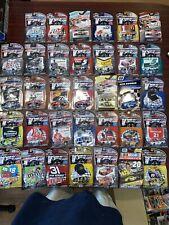 Lot Of 34 NASCAR Authentics 1/64 Diecast NIP 2016-2018 Busch Blaney Stewart More