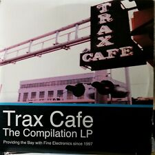Various-Trax Cafe: The Compilation LP