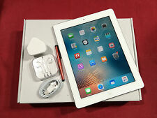 Apple iPad 2 32GB WiFi+Cellular (3G), UNLOCKED, White, Bundle