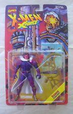 "Exodus X-Men X-Force with Exodus Trading Card Marvel Toy Biz 5"" inch figure 1995"