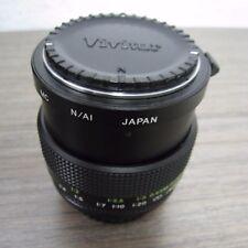 Vivitar 2x Macro Focusing TeleConverter MC Japan 50 mm 0.45m