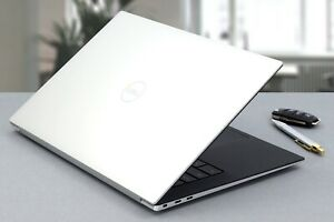 Laptop Dell XPS 15 9500, i7 10th Gen. 512 GB SSD, 16 GB RAM, Silver, Brand New