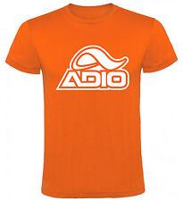 Camiseta Adio skate deportes snow tipo A Hombre varias tallas y colores a068