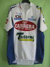 Maillot Cycliste Carrera Tassoni Team 1995 Nalini Jersey cycling - 6 / XXL