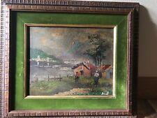 Edouard-Jean Ravel(1847-1920) Sungott Art Studios Replica On Canvas