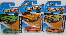 X3 2012 Muscle Mania Ford '72 Ford Gran Torino From Factory Set (R13)