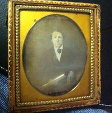 Antique Dagguerreotype Portrait