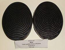 Coppia copripedali freno e frizione Fiat 639 - 640