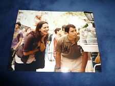 CHRIS MESSINA signed Autogramm 20x25 In Person AUSNAHMEZUSTAND Denzel Washington