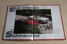 Motor Klassik 3087) Jaguar E-Type Series I 3.8 Cabrio mit 265PS besser als...?