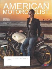 AMA Magazine July 2015 Growing Ranks Of Women Riders-Loud & Clear-A New Rider
