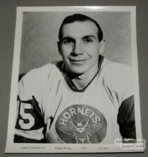 Original 1965-66 Pittsburgh Hornets Gary Jarrett Photo