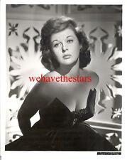 Vintage Susan Hayward GORGEOUS SEXY BEAUTY Early 50s Publicity Portrait