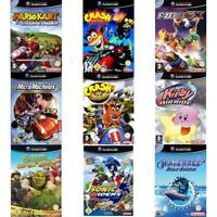 Nintendo GameCube - Best of Rennspiele / Racer - Zustand auswählbar