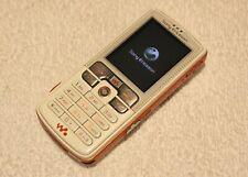 'SPARES/REPAIR' UNLOCKED SONY ERICSSON Walkman W800i Orange/ White Mobile Phone