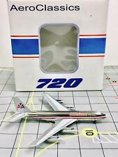 AeroClassics 1:400 American Airlines Boeing 720 N7551A