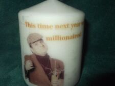 Unique Only Fools and Horses Next Year We'll Be Millionaires DEL BOY Candle Gift