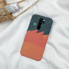 For Xiaomi Redmi Note 8 7 Pro Mi 9 SE A3 Abstract Pattern Hard Back Case Cover