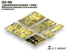 PE for WWII German Jagdpanther Basic ( early production), E35-106, 1:35 ETMODEL