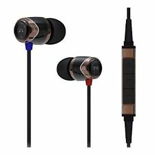 SoundMAGIC E10m In-ear Sound Isolating Earphones With Apple Compatible Remote & Mic Colour Black/copper