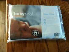Baby Pillow From Australia Flat head support.