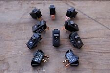 Arrow England Rocker Switches Model 150011E014 A (Lot of 10) — 90 Available Lots