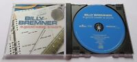 Billy Bremner - A Good Week's Work - Album CD -