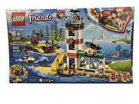 Lego Friends Lighthouse Rescue Center Building Toy Kit 602pcs 41380 NEW SEALED